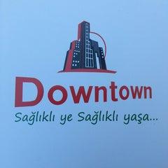 Photo taken at Cafe Downtown by Sertaç on 3/17/2013