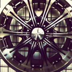 Photo taken at Big O Tires by Sanem S. on 2/1/2013