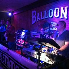 Photo taken at Balloons Restaurant & Nightclub by Jack Q. on 12/29/2013