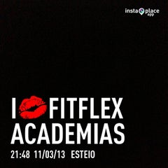 Photo taken at FitFlex Academias by Vinicius S. on 3/12/2013