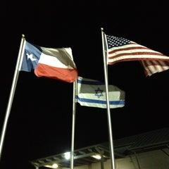 Photo taken at Jewish Community Association of Austin (JCC) by Brian T. on 11/10/2012