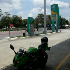 Photo taken at PETRONAS Station by muhammad a. on 4/16/2015