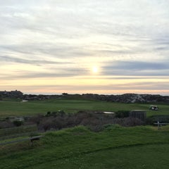 Photo taken at Pacific Grove Golf Links by Jordan L. on 2/12/2015