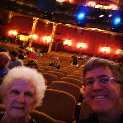 Photo taken at Citi Performing Arts Center Emerson Colonial Theatre by Roger C. on 9/5/2015