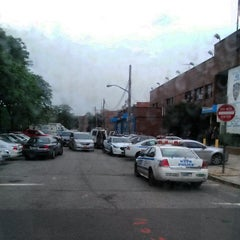 Photo taken at NYPD - 43rd Precinct by andre r. on 7/4/2014