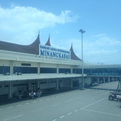 Photo taken at Minangkabau International Airport (PDG) by Ricardo C. on 10/17/2012