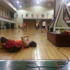 Photo taken at YMCA LH 스포츠센터 by Jake K. on 7/5/2014