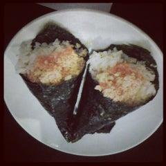 Photo taken at Poke Sushi by Nina N. on 1/6/2013