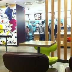 Photo taken at McDonald's by Mihai M. on 10/12/2012