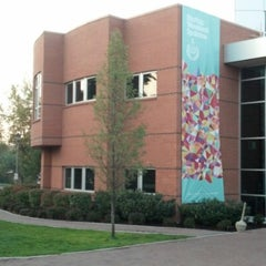 Photo taken at Jepson School of Business by Doyle W. on 9/28/2012
