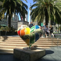 Photo taken at Union Square by Kcorb N. on 5/15/2013