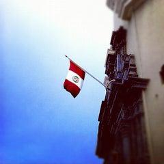 Photo taken at Municipalidad de Miraflores by Mauricio C. on 10/24/2012
