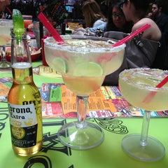 Photo taken at Cabo Cantina by Melanie P. on 3/10/2013