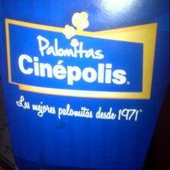 Photo taken at Cinépolis by Uriel A. on 3/5/2013