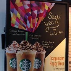 Photo taken at Starbucks by Gokcen B. on 5/2/2014