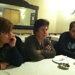 Photo taken at Μπουκαδούρα by Panagiotis P. on 12/15/2012