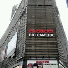 Photo taken at ビックカメラ 有楽町店 by 桃色 熊. on 10/3/2012