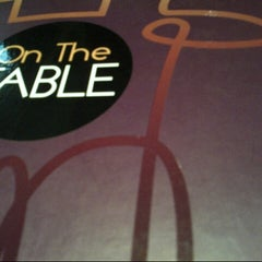 Photo taken at On The Table Restaurant by Huda L. on 11/20/2012