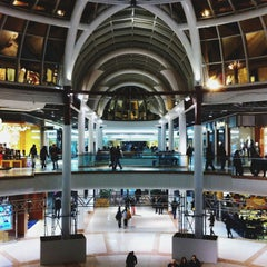 Photo taken at Square One Shopping Centre by Kanwar S. on 3/27/2013