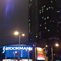 Photo taken at Stockmann by Maxim T. on 1/6/2013