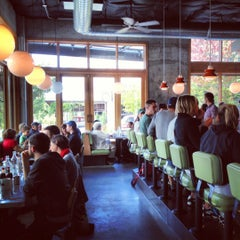 Photo taken at Skillet Diner - Capitol Hill by Mingfei Y. on 9/29/2012