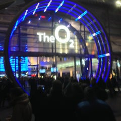 Photo taken at The O2 Arena by Tres T. on 3/20/2013