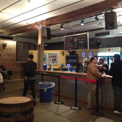 Photo taken at Brooklyn Brewery by Cat W. on 11/11/2012