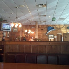 Photo taken at Sams St. Johns Seafood by Frank T. on 12/31/2012
