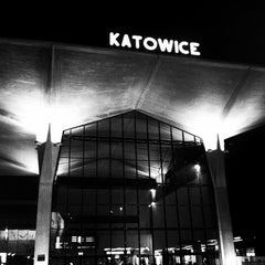 Photo taken at Katowice by Kamil R. on 11/17/2012