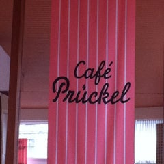 Photo taken at Café Prückel by karin on 10/16/2012
