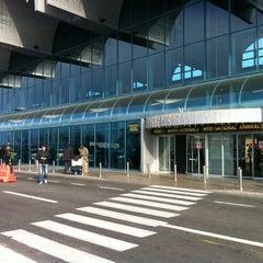 "Photo taken at Otopeni ""Henri Coandă"" International Airport (OTP) by Anandaraj S. on 12/5/2012"