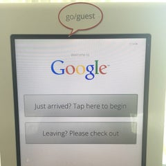 Photo taken at Google by Hillel F. on 5/6/2015