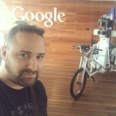 Photo taken at Google by Hillel F. on 7/30/2015