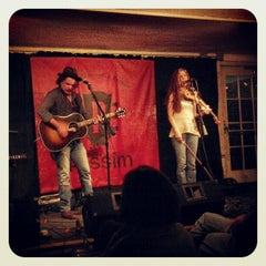 Photo taken at Club Passim by Billy Calmovita Photo on 11/15/2012
