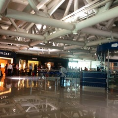 Photo taken at Gate C12 by Кэтрин on 7/15/2013