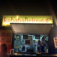 Photo taken at Kebabalicious by Advait B. on 9/30/2012