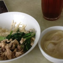 Photo taken at Bakmie Boy by Feby aka Ebieth on 12/5/2012