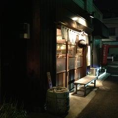 Photo taken at 酒庵 酔香 by Miyabi on 6/2/2013