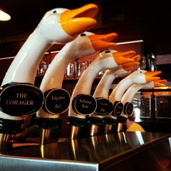 Photo taken at Goose Island Brewery by Joe M. on 4/8/2013