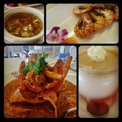 Photo taken at Long Beach UDMC Seafood Restaurant by Jillette E. on 1/12/2013