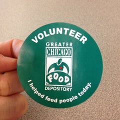 Photo taken at Greater Chicago Food Depository by Edward S. on 6/14/2013
