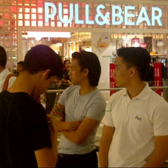 Photo taken at Pull & Bear by Dedy U. on 7/31/2014