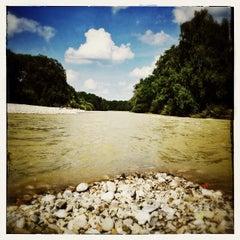 Photo taken at Bogenhausen by flo on 8/6/2014