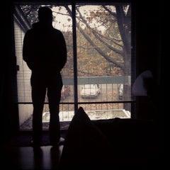 Photo taken at Frankenstorm Apocalypse - Hurricane Sandy by Cheri B. on 10/30/2012