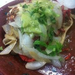 Photo taken at Tacos Richard by Ricardo C. on 9/28/2012