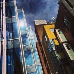 Photo taken at University of the Arts London (UAL) by John C. on 4/28/2013