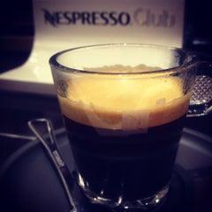 Photo taken at Nespresso by Tammy F. on 4/13/2013