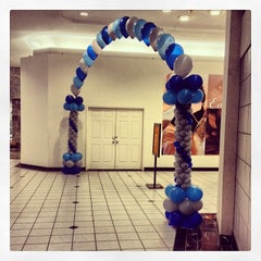 Photo taken at The Mall at Fairfield Commons by Alex C. on 10/25/2013