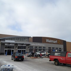 Photo taken at Walmart Supercenter by Steven J. on 1/12/2013