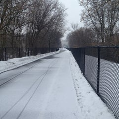 Photo taken at The Midtown Greenway by Steven J. on 3/15/2013